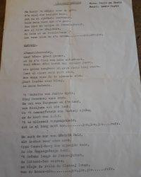 Liedje van vroeger uit Limbrichterveld Sittard